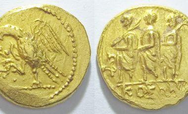 Arany pénz Coson arany stater