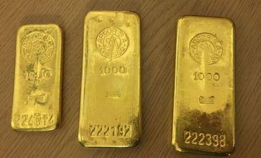 Arany tömb