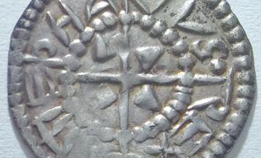 István ezüst denár