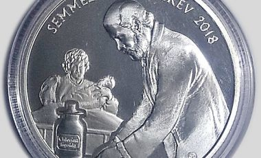 Semmelweis Ignác 10000 forint